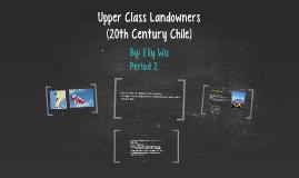 Upper Class Landowners