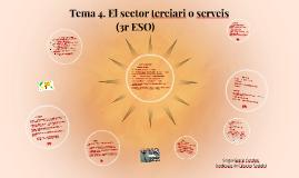 Tema 4. El sector terciari o serveis