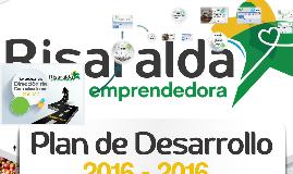 Copy of Copy of Plan de Desarrollo 2016 - 2019 - COMUNICACIONES