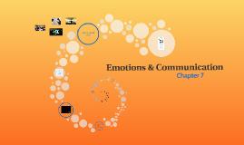 Emotions & Communication