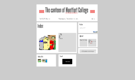 The canteen of Montfort College