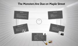 MonstersDue... Historical Analysis