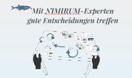 NIMIRUM-Experten auf einen Blick