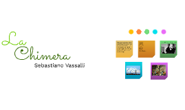 LA CHIMERA-Sebastiano Vassalli
