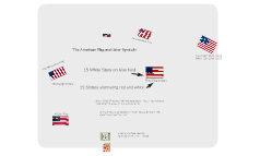 Copy of The American Flag and Other Symbols