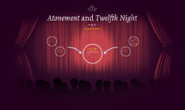 Atonement and Twelfth Night