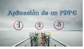 PDPC Aplicado