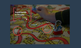Board Games in Libraries