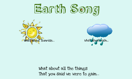 Earth Song by Michial Jackson