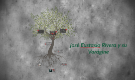 Jose Eustasio Rivera y su Vorágine