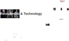 Recruitment met de nieuwste technologie