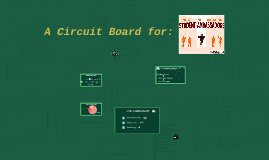A Circuit Board for: GE Student Ambassadors