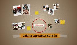 Valeria González Buitrón