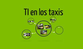 TI en los taxis