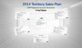 Copy of 2014 Territory Sales Plan