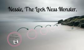 Nessie, the lock ness monster
