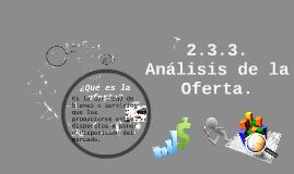 Copy of 2.3.3. Análisis de la Oferta.