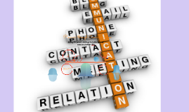 P.o.w.e.r. through Communication