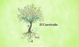 El Curriculo
