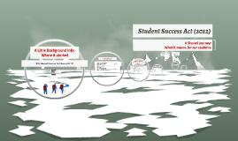 Student Success Act (2012)