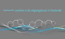 Jaarwerk: overlast in de uitgangsbuurt in Oostende