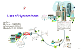 Copy of uses of hydrocarbons