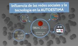 Influencia de las redes sociales en la AUTOESTIMA