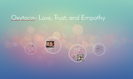 Oxytocin and Relationships