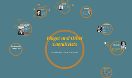 Piaget and Other Cognitivists- Group 5 Presentation