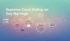 Supreme Court Ruling on