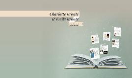 Charlotte/ Emily Bronte