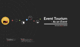 Event Tourism