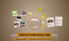 District Profile (Educ 590)