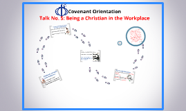 Talk No. 5: Being a Christian in the Workplace