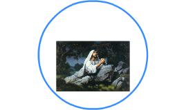 Jesús en el Getsemaní