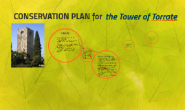 CONSERVATION PLAN