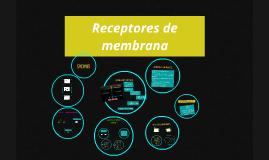 Receptores de membr