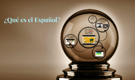 ¿Qué es el Español?