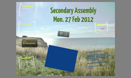Assembly 27th Feb