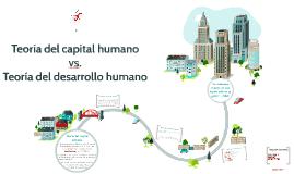 Teoría del desarrollo humano