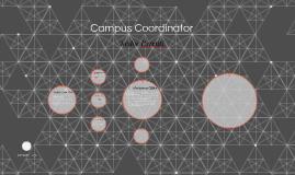 Campus Coordinator