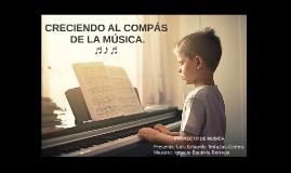 Proyecto de música