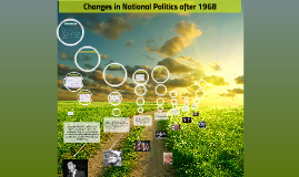 Changes in National Politics after 1968