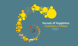 Pursuit of Happiness III
