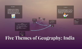 Five Themes of Geography: India