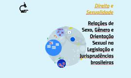 Direito e Sexualidade
