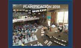 PLANIFICACIÓN 2018