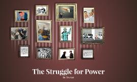 Struggle for Power
