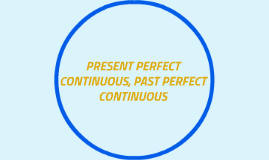 Copy of UNIT  4. PRESENT PERFECT CONTINUOUS, PAST PERFECT CONTINUOUS