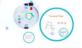 Semejanzas de Triángulos MATEMATICAS